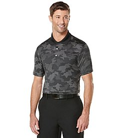 PGA TOUR® Men's Short Sleeve Camo Print Polo