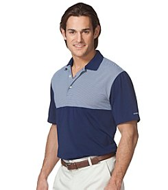 Chaps® Men's Short Sleeve Stripe Chest Polo