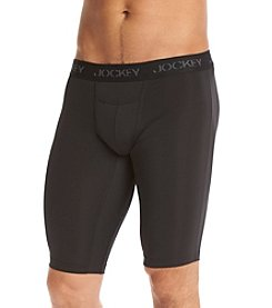 Jockey® Men's 2-Pack Microfiber Performance Quad Shorts