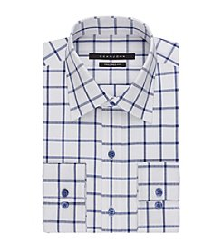 Sean John® Men's Windowpane Button Down Shirt