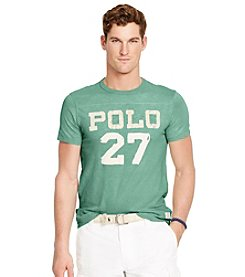 Polo Ralph Lauren® Men's Short Sleeve Crewneck Model Tee