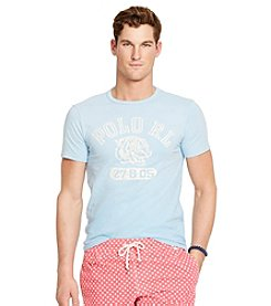 Polo Ralph Lauren® Men's Short Sleeve Crewneck Tiger Tee