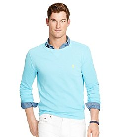 Polo Ralph Lauren® Men's Long Sleeve Crewneck Modal Pullover