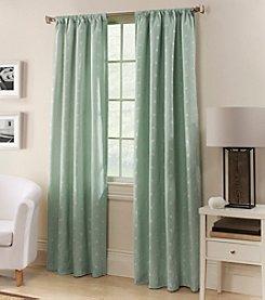 Kensington Home Southport Rod Pocket Window Curtain