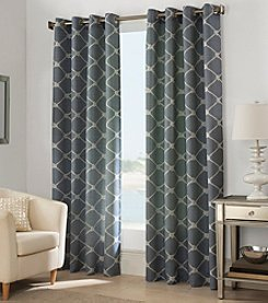 Kensington Home Nantucket Grommet Window Curtain