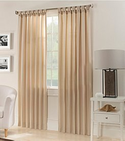 Kensington Home Bridgehampton Tab Top Window Curtain