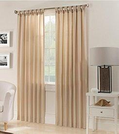 Kensington Home Bridgehampton Tab Top Window Curtain