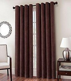 Kensington Home Cadence Lined Grommet Window Curtain