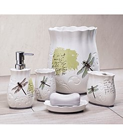 Moda at Home Dragonfly Bath Collection