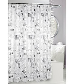 Moda at Home Invention Shower Curtain