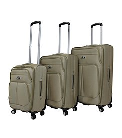 Chariot® 3-pc. Taranto Luggage Set