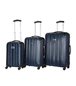Chariot® 3-pc. Modena ABS Luggage Set