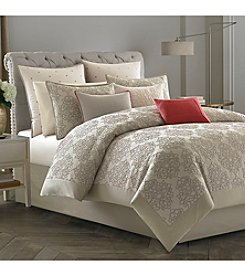 Wedgwood Grand Damask Bedding Collection