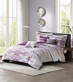 Madison Park™ Sonali 6-pc. Quilted Coverlet Set