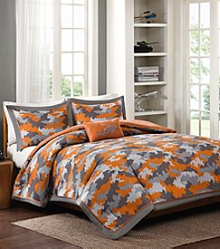 Mi Zone Lance 4-pc. Comforter Set