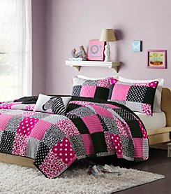 Mi Zone Priscilla 4-pc. Coverlet Set