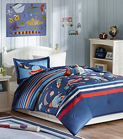 Mi Zone Kids Space Cadet Comforter Set