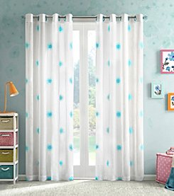 Mi Zone Daisy Window Curtain