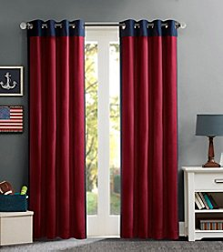 Mi Zone Liam Lined Room Darkening Window Curtain