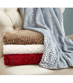 Home Fashions Alistair Sculpted Throw