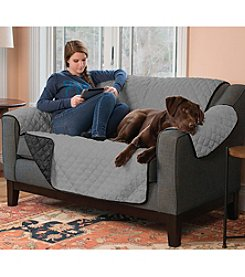 Home Fashions Kaylee Reversible Loveseat or Sofa Slipcover