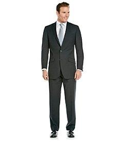 Kenneth Cole REACTION® Men's Big & Tall Black Stripe Suit Separates