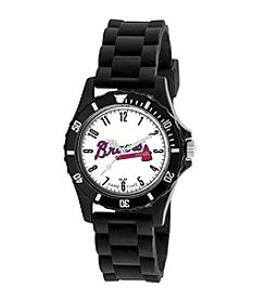 MLB® Wildcat Atlanta Braves Official Licensed Logo Watch