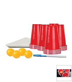 Black Series Men's Beer Pong Set