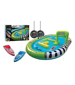 Black Series Men's RC Speed Boat Racers with Pool