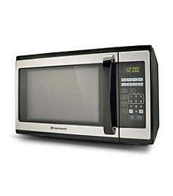Toastmaster 1.4 Cubic Foot Stainless Steel Microwave Oven