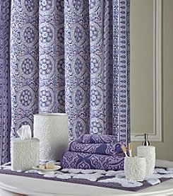 Jessica Simpson Lovely and Mosaic Border Bath Collections