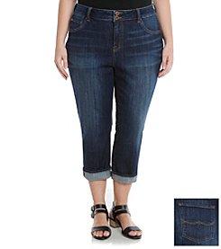 Lucky Brand® Plus Size Emma Crop