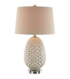 Stein World Pearl Banks Mercury Glass Table Lamp
