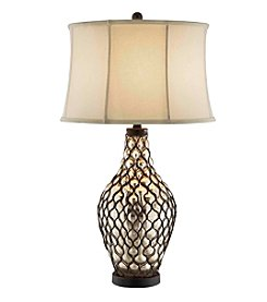 Stein World Sullivan Glass & Wire Table Lamp