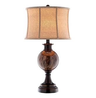 Stein World Bistre Metal Table Lamp
