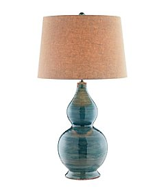 Stein World Harriett Turquoise Table Lamp