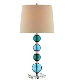 Stein World Stein World Arielle Blue & Green Glass Ball Table Lamp