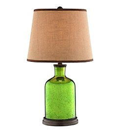 Stein World Wilson Green Mercury Glass Table Lamp