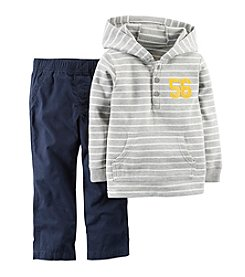 Carter's® Boys' 2T-4T Hoodie And Pants Set
