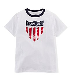 Chaps® Boys' 8-20 Short Sleeve Graphic Tee