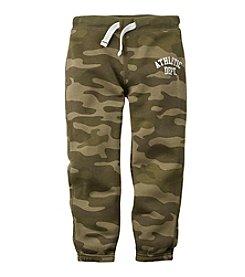Carter's® Boys' 2T-7 Camo Fleece Pants