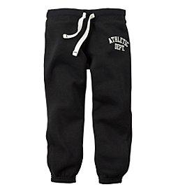 Carter's® Boys' 4-7 Solid Fleece Pants