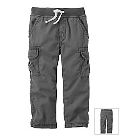 Carter's® Boys' 2T-7 Solid Woven Pants