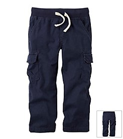 Carter's® Boys' 4-7 Solid Woven Pants
