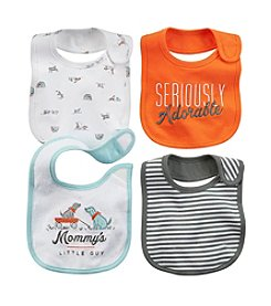 Carter's® Baby Boys 4-Pack Bibs
