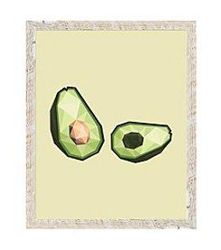 Avocado Framed Art