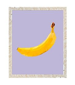 Banana Framed Art
