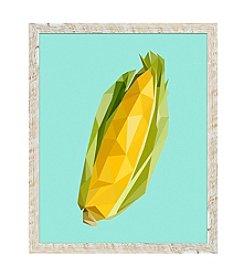 Corn Framed Art