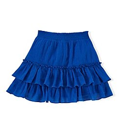 Ralph Lauren Childrenswear Girls' 7-16 Gauze Skirt
