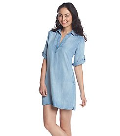 Cloth & Stone® A-Line Shirt Dress